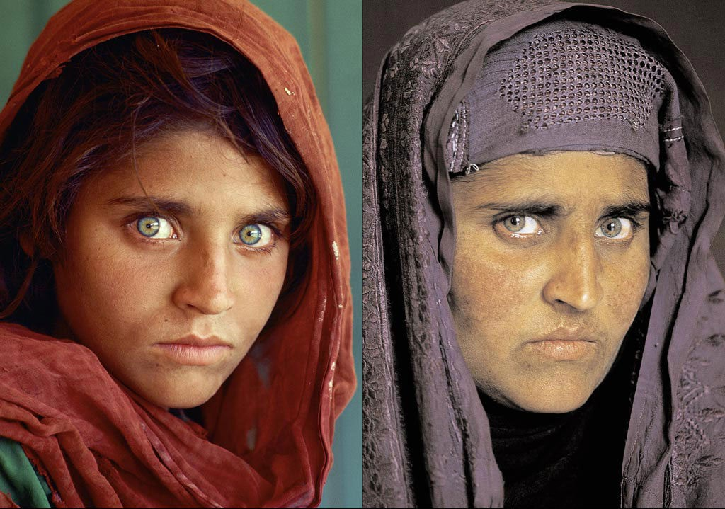 Afkan kızı Sharbat Gula