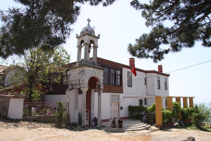 Aya yorgi kilisesi manastırı