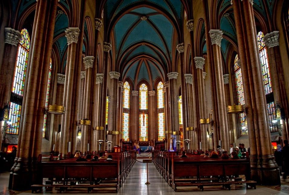 Saint st sen sent antuan katolik kilisesi 2